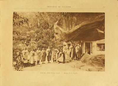 Saigon: Edition Photo Nadal, n.d., 1926. First edition limited to 400 copies, oblong folio, pp. 173,...