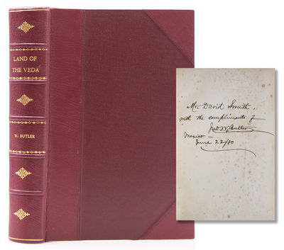 New York: Nelson & Phillips, 1873. Eighth edition. Illus. with a map and 42 illustraions. 557pp. Thr...