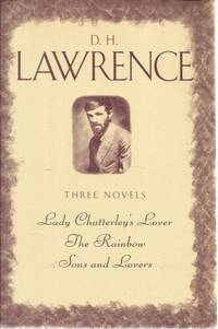 image of D. H. Lawrence Three Complete Novels