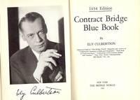 CONTRACT BRIDGE BLUE BOOK: 1934 EDITION