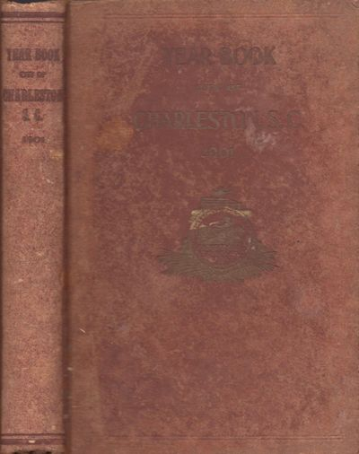 Charleston: Walker, Evans & Cogswell, 1901. First Edition. Hardcover. Fair. Octavo. , xviii, 200 pag...