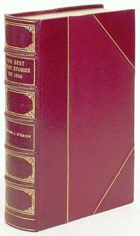 New York: Dodd, Mead & Company, 1926. Hardcover. Fine. First edition. Rebound in three-quarter red m...