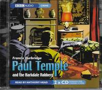image of Paul Temple and the Harkdale Robbery [2 CD Set] [Read by Anthony Head]