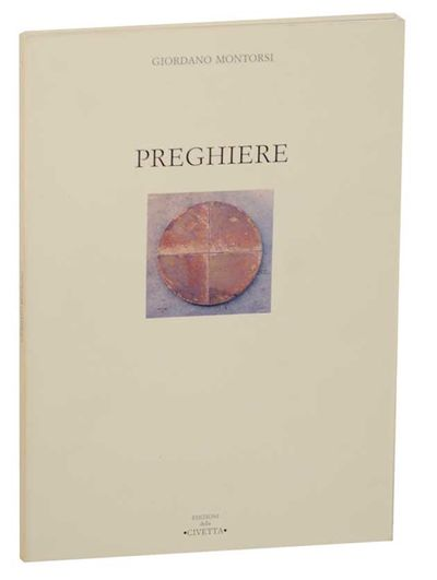 Milano: Arte Contemporanea, 1989. First edition. Softcover. One of only 777 copies. Text in English ...