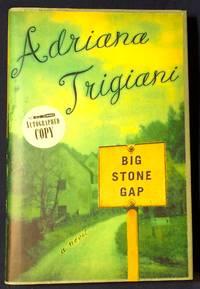 image of BIG STONE GAP; A Novel