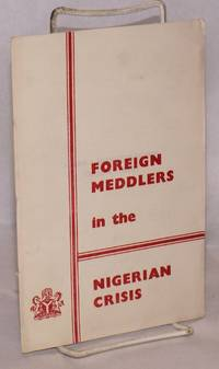 image of Foreign Meddlers in the Nigerian crisis