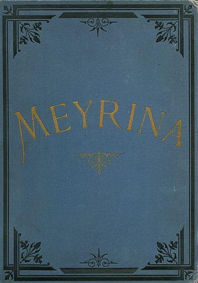 Geneva: Administrations et Redaction, 1893. Quarto, 207 pages plus index and errata. Illustrated adv...