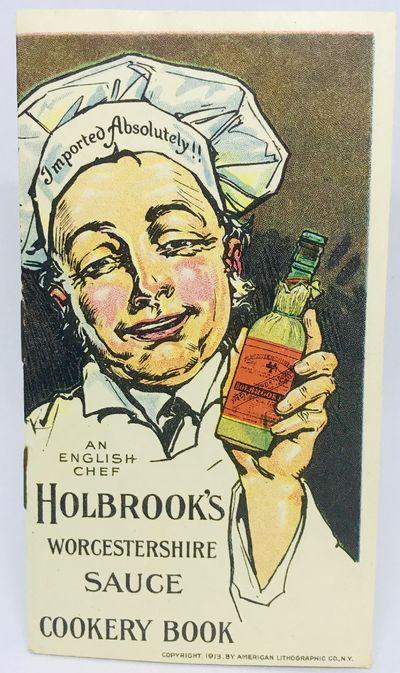 American Lithographic Co. , 1913. Staplebound. Color illustrated wraps. Near fine. Unpaginated (12 p...