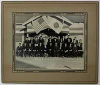 [Photograph of Japanese Agricultural Organization in Sacramento, California]