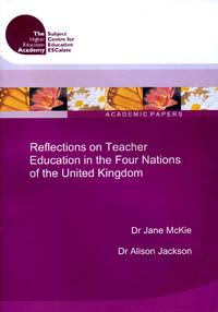 Reflections on Teacher Education in the Four Nations of the United Kingdom