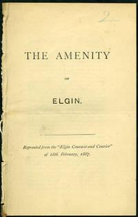 The Amenity of Elgin