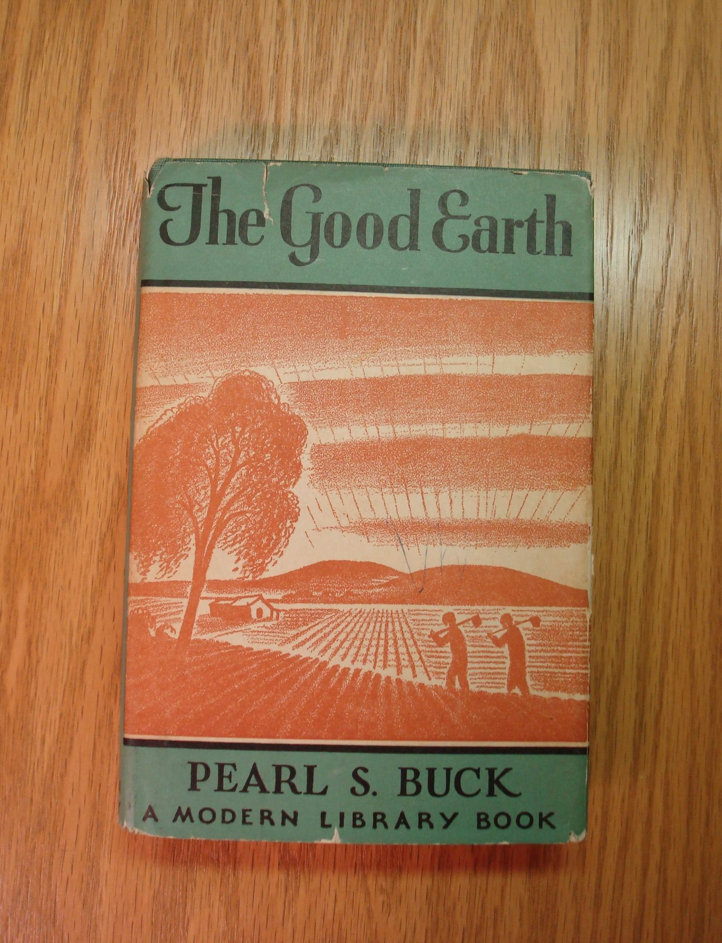 a book analysis of the good earth by pearl s buck As china's fortunes ebb and flow, wang lung's enduring passion for his land  gives him strength to survive suffering,  book - the good earth by pearl s buck .