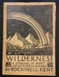 Wilderness: A Journal of Quiet Adventure in Alaska (designer's dummy)