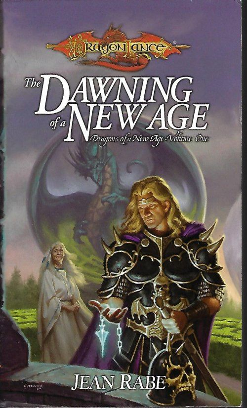The Dawning of a New Age (Dragonlance: Dragons of a New Age, Book 1)