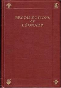 image of The Court Series of French Memoirs.  Recollections of Leonard, Hairdresser to Queen Marie-Antoinette