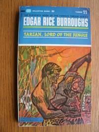 image of Tarzan, Lord of the Jungle # 11 ( # U2011 )