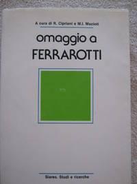 Omaggio a Ferrarotti (Homage to Ferrarotti)