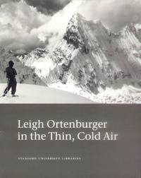Leigh Ortenburger in the Thin, Cold Air
