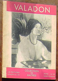 Suzanne Valadon  1967-1938 (Collection des Maitres) by  Marius Mermillon - Paperback - ©1950 - from Rainy Day Paperback Exchange and Biblio.com