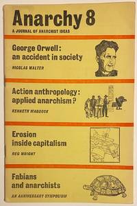 image of Anarchy: a journal of anarchist ideas. No. 8 (October 1961)