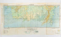 AAF Cloth Map [Miscellaneous Maps Series]. C-47 South Borneo [recto]. [Together with] C-48 West...
