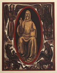 S'ensuit la Passion de Notre-Seigneur Jésus-Christ selon les quatre Evangiles, avec une traduction du psaume XXI par P. Claudel et des gravures de Daragnès