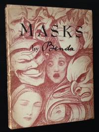 Masks by W.T. Benda - 1st - 1944 - from Appledore Books, ABAA (SKU: 10414)