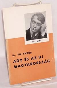 image of Ady és az uj Magyarorszá́g