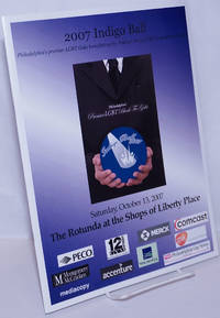 image of 2007 Indigo Ball: Philadelphia's premier LGBT Gala benefitting the William Way LGBT Community Center [souvenir brochure]