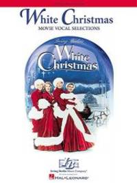 image of White Christmas: Movie Vocal Selections (Piano/Vocal/Guitar Songbook)