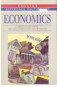 Dictionary of Economics (Collins Reference)