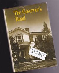 """image of Governor's Road: Early Buildings and Families from Mississauga to London -SIGNED- (companion volume to """"Rural Roots: Pre-Confederation Buildings of the York Region of Ontario"""" & """"Homesteads:  Early Buildings and Families from Kingston to Toronto"""")"""