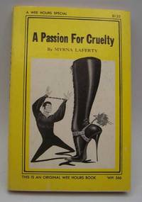 image of A Passion for Cruelty