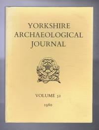 Yorkshire Archaeological Journal, Volume 52, 1980