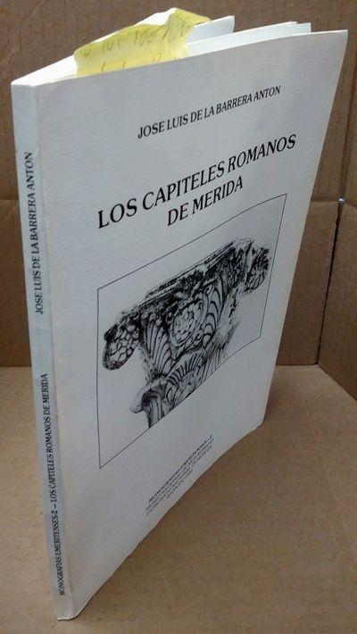 Madrid: Museo Nacional de Arte Romano, 1984. Softcover. Quarto; pp 110; G/paperback; ivory spine wit...