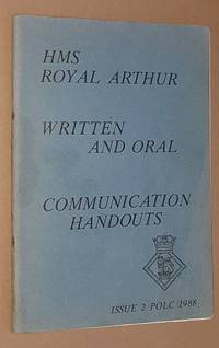 HMS Royal Arthur Petty Officers Leadership Course: Written and oral communication handouts