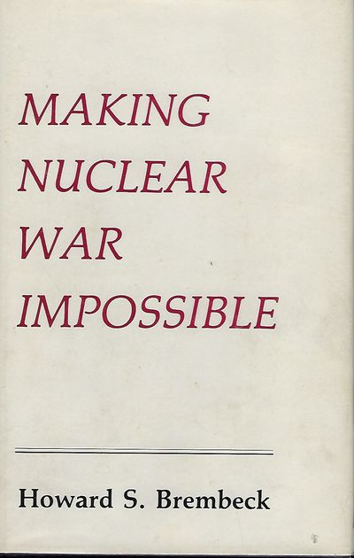 : News Printing Company, 1984. First Edititon. Signed presentation from Brembeck on the front endpap...