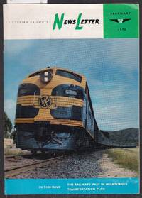 image of Victorian Railways News Letter February 1970