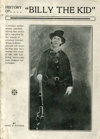 """HISTORY OF """"BILLY THE KID."""""""