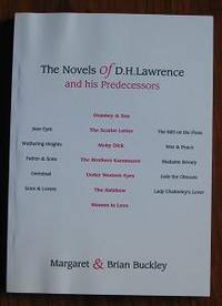 image of The Novels of D. H. Lawrence and Predecessors