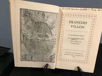 François Villon by  D.B. Wyndham Lewis - Signed First Edition - from Old Bookshelf (SKU: 004152)
