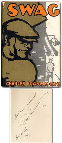 New York: G.P. Putnam's Sons, 1928. Hardcover. Near Fine/Near Fine. First edition. Bottom corners a ...