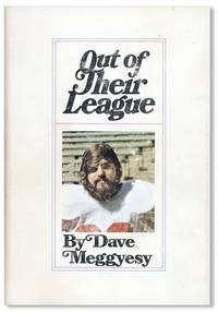 Out of Their League by  Dave MEGGYESY - First Edition - 1970 - from Lorne Bair Rare Books and Biblio.com