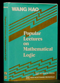 image of Popular Lectures on Mathematical Logic