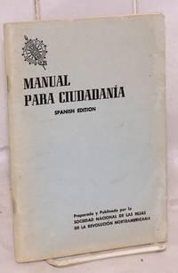 Manual para ciudadanía; Spanish edition