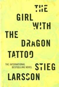 image of The Girl with the Dragon Tattoo: Book One Of The Millenium Trilogy (Millennium Series)