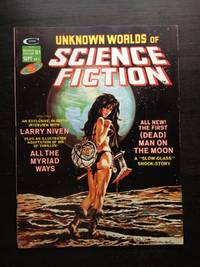 UNKNOWN WORLDS OF SCIENCE FICTION #5 September 1975 Marvel Comics (SIGNED by Larry Niven)