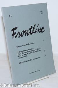 image of Frontling, no. 1, [Fall], 1981