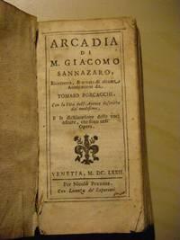 Arcadia di M. Giacomo Sannazaro