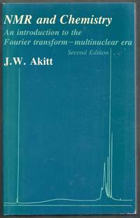 NMR and Chemistry. An introduction to the Fourier transform – multinuclear ear. Second Edition